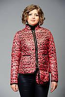 Жіноча куртка (осінь/весна) Патриція червона