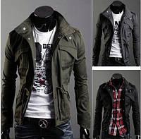 Котоновая мужская куртка