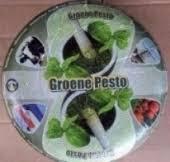 """Сыр GROENE PESTO FENEGRIEK """"С зеленым песто с пожитником"""" (Ореховий вкус)"""