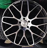 Диски 20 размера 5х112х9.5; 8.5 BRABUS MONOBLOCK Y на Mercedes Benz S class W222