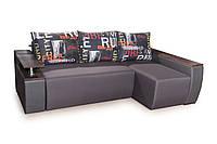 Сидней Блюз угловой диван