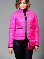 Жіноча куртка (осінь/весна) Патриція малина