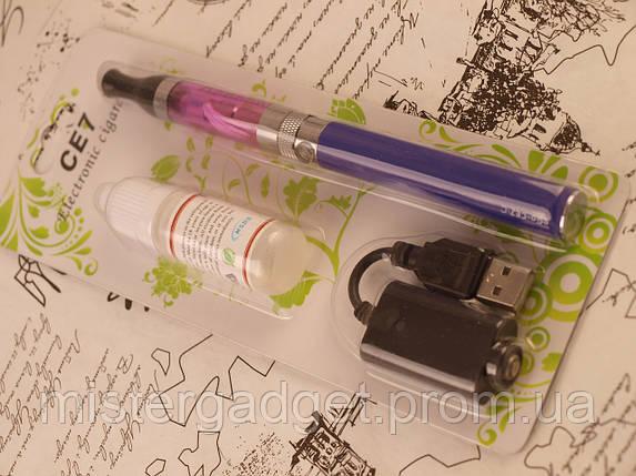 Электронная сигарета eGo-T CE7 900мАч, фото 2