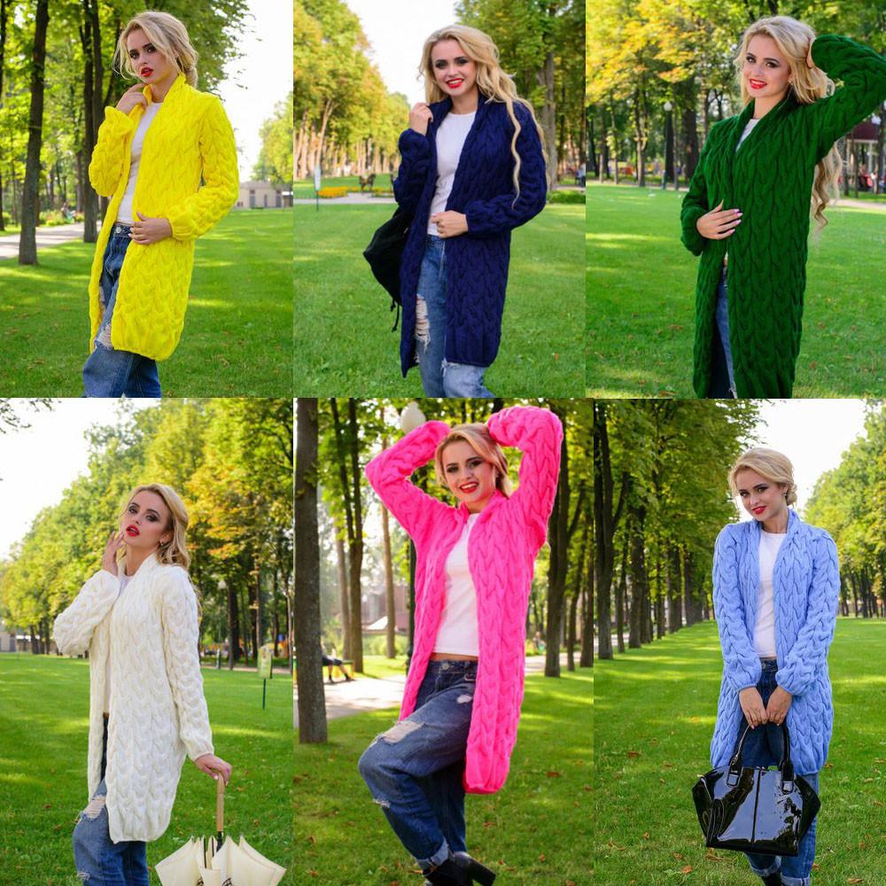 """Вязаный женский кардиган в стиле Лало, много расцветок -  """"Your Style"""" - производитель женской одежы в Харькове"""