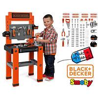 Мастерская инструментов игрушечная Black & decker Smoby 360700