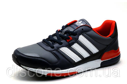 Кроссовки Adidas мужские, темно-синие