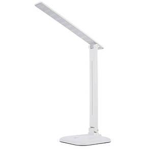 Светодиодная настольная лампа SEAN SL-50102-9W 4000K белая, сенсор, диммер, Код.58740, фото 2