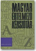 Тлумачний ілюстрований словник угорської мови