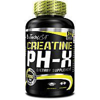 Креатин Creatine pH-X (90 капсул) Biotech