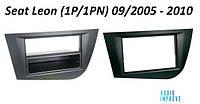 Переходная рамка Seat Leon (1P/1PN) 09/2005 - 2010 1дін 2дін