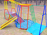 Детский спортивный комплекс Трансформер - ЛАБИРИНТ -5