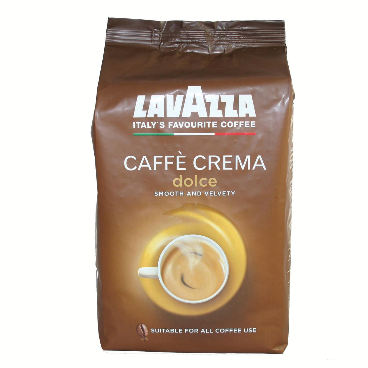кофе лавацца Crema зерно