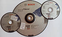 Диск болгарка отрезной металл 125х1.0 БОШ  BOSCH