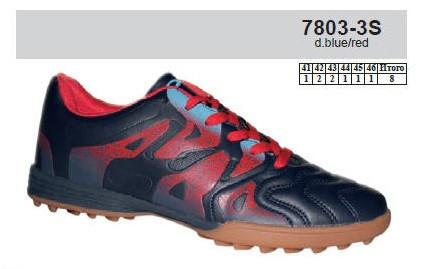 Мужские футбольные кроссовки сороконожки 7 км