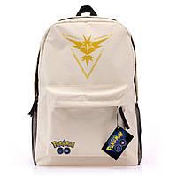 Стильный удобный рюкзак Pokemon Go №2