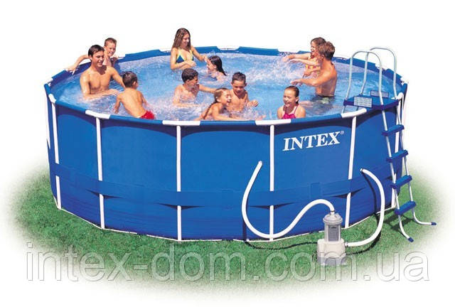 Пора подумать о покупке бассейна Intex, Bestway