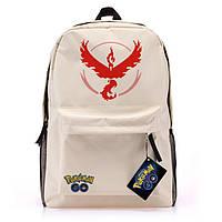 Стильный удобный рюкзак Pokemon Go №3