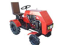 Мототрактор Expert BT190FE (16 л. с., бензин, эл. стартер, воздушное охл.)
