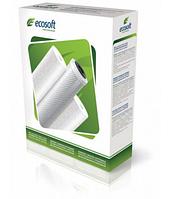 Комплект картриджей 1-2-3 для систем обратного осмоса Ecosoft
