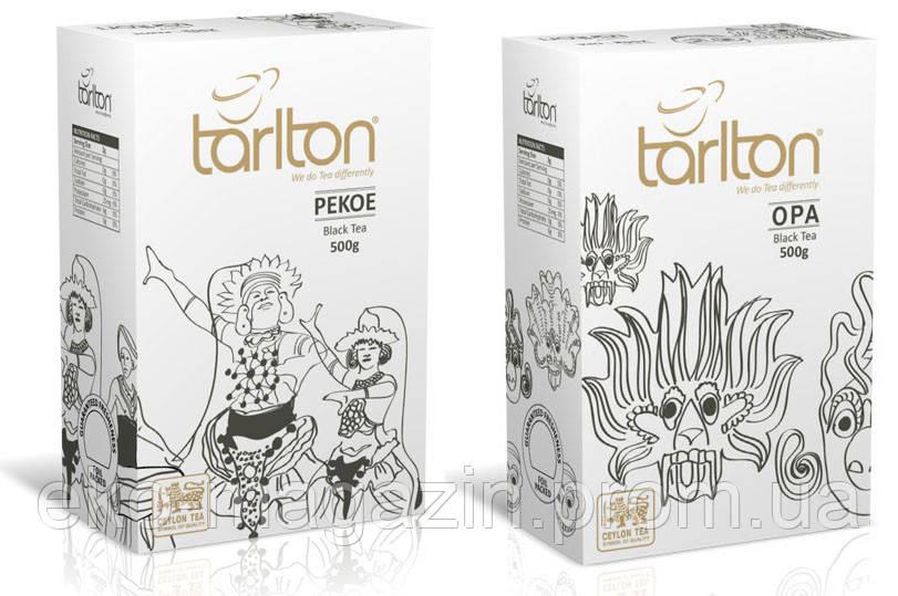 Чай Тарлтон ОПА 250гр