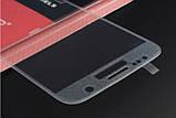 Full Cover защитное стекло для Samsung Galaxy S7 (G930F) - Silver, фото 2