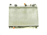 Радиатор охлаждения новый оригинал для форд фиеста мк7 1.5-1.6 дизель