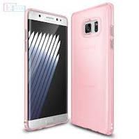 Чехол Ice Crystal series TPU case for iPhone6 /6s  розовый