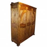 Шкаф из натурального дерева - сосна по приемлимым ценам