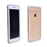 Чехол Ice Crystal series TPU case for iPhoneSE/5S золото