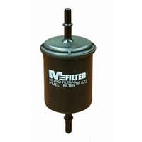Фильтр топливный DAEWOO, OPEL, ВАЗ, SHEVROLET (пр-во M-Filter)