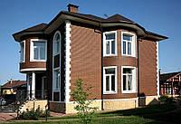 Дом из Облицовочного Кирпича СТРОИТЕЛЬСТВО