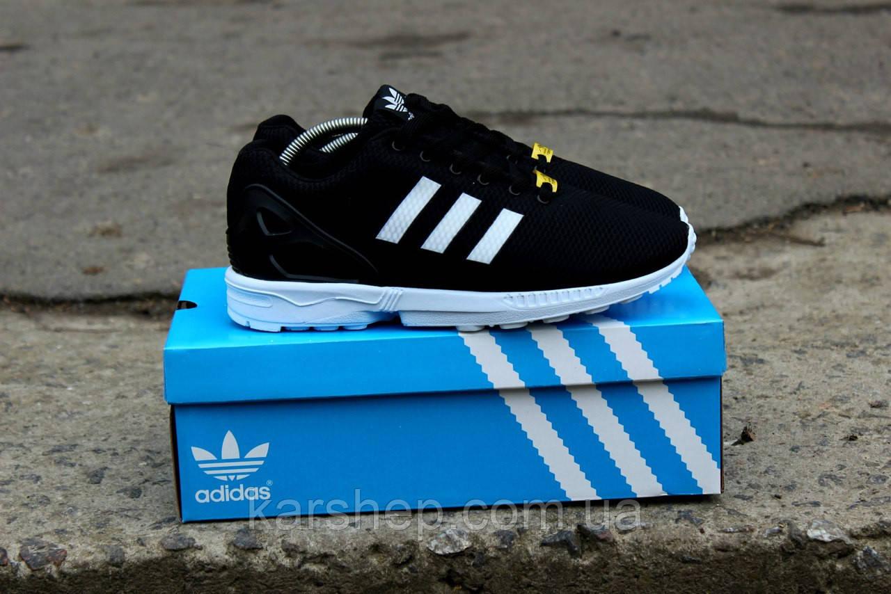 Мужские кроссовки Adidas ZX Flux копия