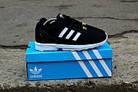 Мужские кроссовки Adidas ZX Flux копия, фото 1