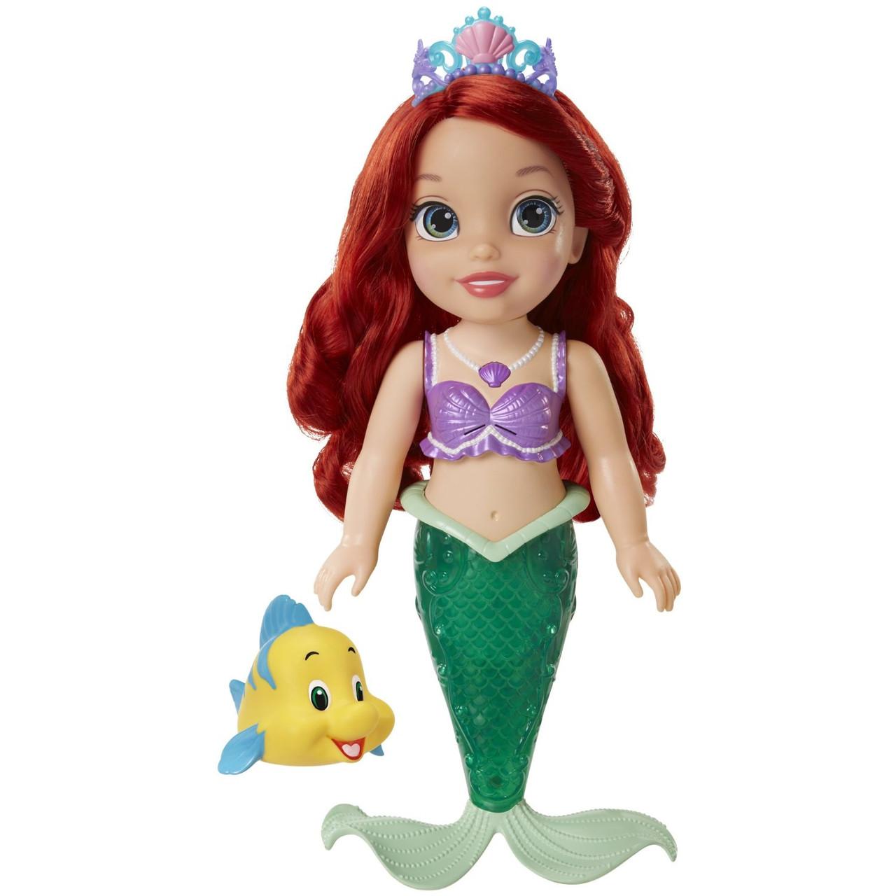 Кукла принцесса Русалочка Ариэль светится и поет Jakks Pacific Disney's Colors Of The Sea Ariel
