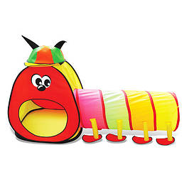 Корзины для игрушек и детские палатки
