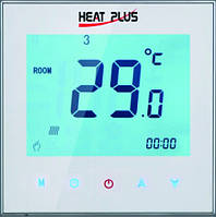 Терморегулятор HEAT PLUS iTeo4 (программируемый сенсорный), фото 1