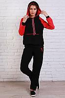 Женский молодёжный спортивный костюм с двунитки