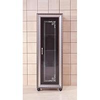 Витрина 1-дверная  Элизабет (Black)
