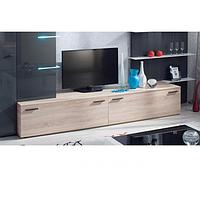ТВ Подставка W2500 Шайн серый