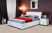 Кровать  MW1600 Амур (1) белая