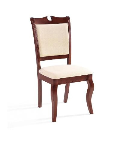 Стул Николь каштан ткань сэнд (Domini TM) - АБВ мебель в Днепре