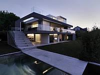 Дом в стиле Хай-Тек.The house in the style of Hi-Tech