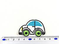 Детская нашивка машинка