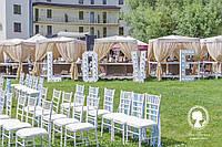 Аренда стульев Къявари для свадьбы и банкета