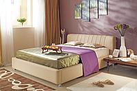 Кровать MW1600 Релакс бежевая