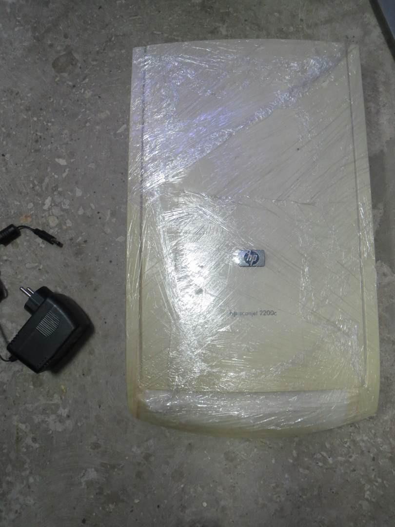 Сканер HP Scanjet 2200c, фото 1