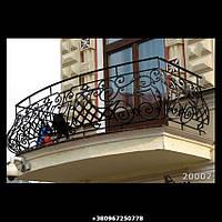 Кованый балкон 20002