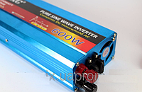 Преобразователь с чистой синусоидой UKC AC/DC 12v 600W с 12 в на 220 в  инвертор 600 Вт