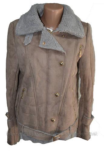 Куртка женская мех