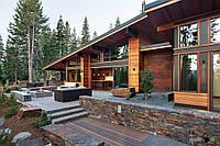 Дом в стиле Шале 1